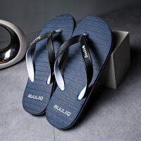 个性韩版拖鞋男士夏季防滑凉拖鞋潮流夹脚室内外沙滩休闲拖鞋