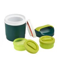 户外保温桶 多用旅行保温餐盒 存储食物罐