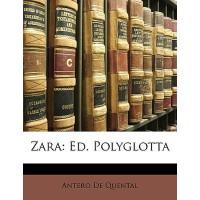 【预订】Zara: Ed. Polyglotta