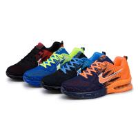 秋季潮鞋透气网鞋男士运动鞋内增高气垫跑步鞋学生休闲旅游男鞋子