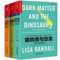 兰道尔三部曲 弯曲的旅行+叩响天堂之门+暗物质与恐龙 套装全3册 理论物理学大师宇宙三部曲 科普书籍