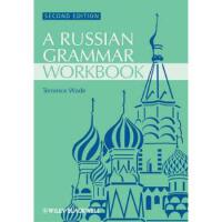 【预订】Russian Grammar Workbook 9781118273418