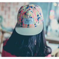 帽子 嘻哈帽 棒球帽 滑板帽子女韩版户外休闲遮阳防晒帽太阳帽男士棒球帽平沿檐帽