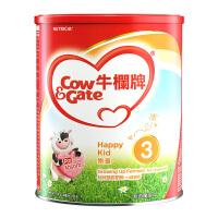 【澳门直购】港版牛栏Cow&Gate乐童幼儿成长奶粉3段(1-3岁)900g