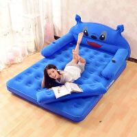 充气床龙猫床垫卡通气垫床家用单双人可折叠午休床户外便携懒人床 1x1x1cm