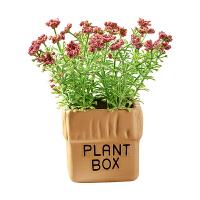 仿真植物装饰北欧绿植室内盆栽客厅摆件假花卉多肉小盆景网红摆设