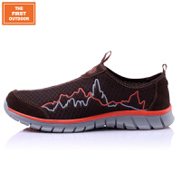 美国第一户外徒步鞋男女款透气减震登山鞋轻盈越野跑鞋