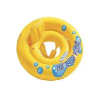 intex游泳圈儿童婴幼儿成人救生圈座圈新生儿加厚安全充气浮圈