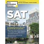 【现货】英文原版 攻克SAT考试2019年版 Cracking the SAT with 5 Practice Tes