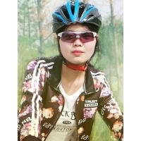 骑行眼镜男女户外跑步运动太阳镜装备透明变色近视