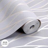 墙纸自粘商用曲线条纹3d立体客厅电视背景墙壁纸现代简约卧室沙发墙鹿皮绒壁纸 仅墙纸