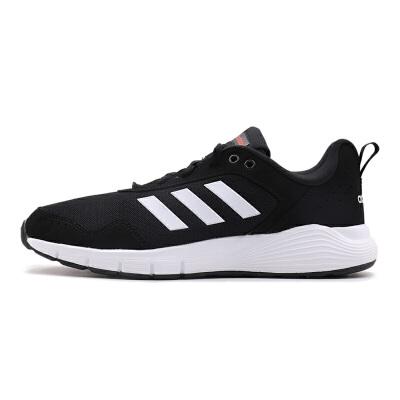 Adidas阿迪达斯 男鞋 2018新款轻便耐磨运动休闲跑步鞋 CG3820 轻便耐磨运动休闲跑步鞋