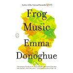 【预订】Frog Music