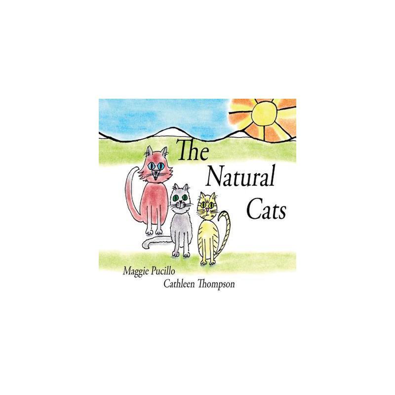 【预订】The Natural Cats 预订商品,需要1-3个月发货,非质量问题不接受退换货。