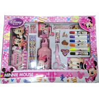 2013新款 联众迪士尼小学生幼儿园文具套装礼盒Z6971