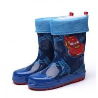�和�雨鞋男童防滑水鞋小�W生男孩雨靴����套鞋中大童�z鞋春夏季