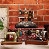 复古迷你老式模型摆件创意家居装饰品酒吧奶茶店橱窗摆设拍摄道具