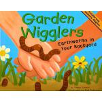 【预订】Garden Wigglers: Earthworms in Your Backyard