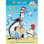 Clam-I-Am!(The Cat in the Hat's Library)帽子里的猫图书馆-我是大蚌