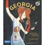 【现货】法语原版 乔治娅:我所有的梦想在唱歌 Georgia: Tous mes rêves chantent 少儿原