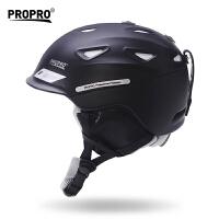 保暖透气单板头盔双板滑雪护具装备新款男女通用滑雪头盔