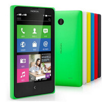 Nokia/诺基亚X 安卓智能联通3G双卡双待老人学生大字体大图标手机