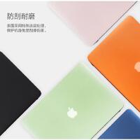 Liweek 苹果MacBook Pro保护壳Macbook Air笔记本电脑外壳Pro保护套13寸 11寸磨砂壳