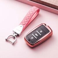 汽车钥匙包专用于长安逸动CS75/CS55智能钥匙套壳女士扣款18