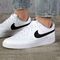 Nike耐克板鞋男2020冬季新款白色低�瓦\�有��p便休�e鞋CD5463-101