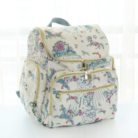 新款母婴包 时尚多功能防水保温妈咪包 便携式妈咪袋大容量手提妈妈包