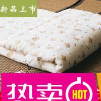 定做手工花幼儿园床垫婴儿褥子儿童棉花床褥子垫被宝宝褥垫子定制