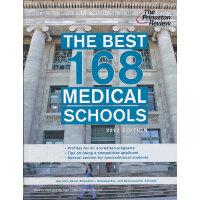 BEST 168 MED SCHOOL 2012 英文原版