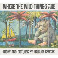 Where The Wild Things Are 野兽国(1964年凯迪克金奖绘本) ISBN 97800994083