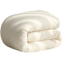 君别新疆花冬被棉被春秋被子棉絮棉胎被芯空调棉被褥加厚 【A类 婴儿级】被芯 200cm 棉花胎10斤