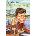 英文原版 肯尼迪 名人认知系列 Who Was John F. Kennedy?