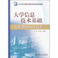 大学信息技术基础上机指导及习题集 王承明,梁振军 编