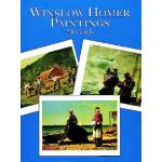 【预订】Winslow Homer Paintings: 24 Cards