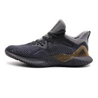 Adidas阿迪达斯 男鞋 2018新款阿尔法bounce缓震运动小椰子跑步鞋 CG4762