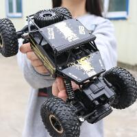 儿童超大号遥控越野车四驱高速攀爬车无线充电动男孩玩具汽车赛车