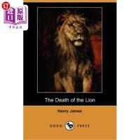 【中商海外直订】The Death of the Lion (Dodo Press)