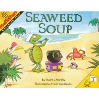 Seaweed Soup (Math Start) 数学启蒙:海藻汤 ISBN 9780064467360