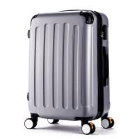 新款行李箱女拉杆箱万向轮旅行箱子硬箱男密码登机皮箱包24 26寸