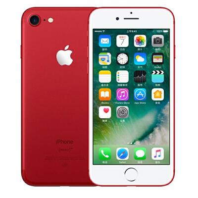 Apple iPhone 7 128G 红色特别版手机 支持移动联通电信4G可使用礼品卡支付 国行正品 全国联保