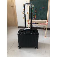18寸飞机箱16寸密码箱男女时尚旅行箱小型行李箱铝框拉杆箱海关锁