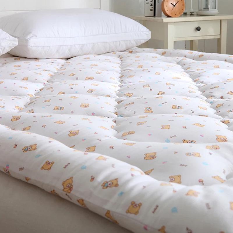 商场同款手工绗缝新疆棉被长绒棉被子褥子棉花床垫单双人春秋夏凉被芯质量媲美慕斯喜临门顾家 1