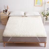 羊毛床垫软垫加厚保暖 羊毛床垫1.8m床褥加厚保暖防滑软垫被垫子家用双人冬季褥子 羊毛床垫 SACD