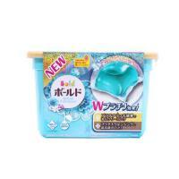 宝洁日本进口 Bold 洗衣球凝珠 蓝色百合香