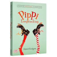 长袜子皮皮英文原版Pippi LongstockingAstrid LindgrenPen