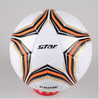 star正品5号世达足球超耐磨皮革高级PU训练用球SB5385C 5号球手缝足球