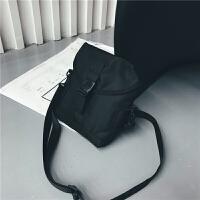 迷你运动斜挎小包单肩包嘻哈包手机包腰包蹦迪包男女